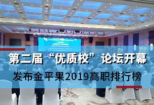 2019-2020中国高职高专院校综合竞争力排行榜