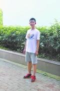 """男孩入选清华大学""""领军计划""""60分加分未用上"""